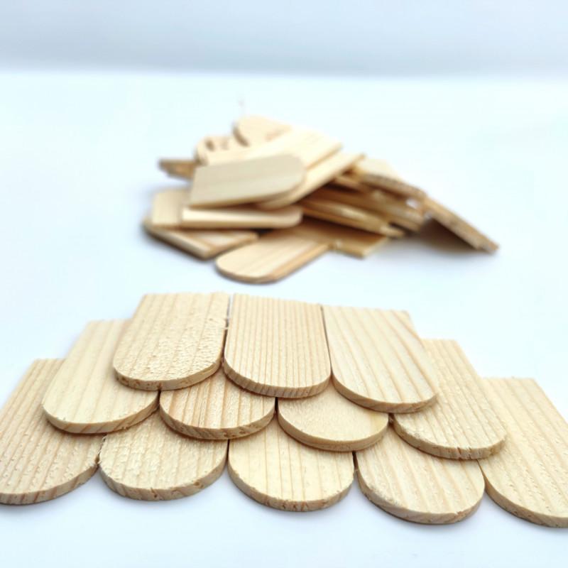 Fából készült cserép forma 100 db